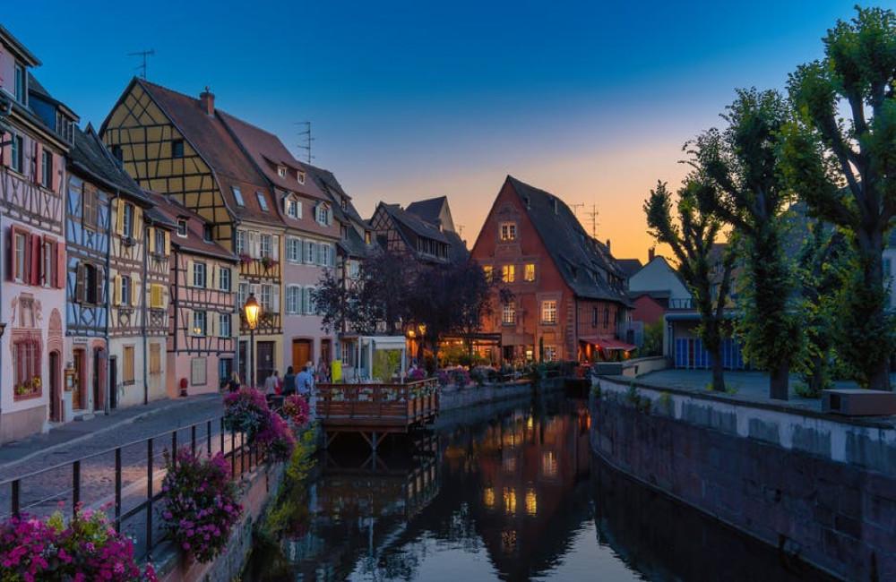Welke steden worden het meest bezocht in Europa