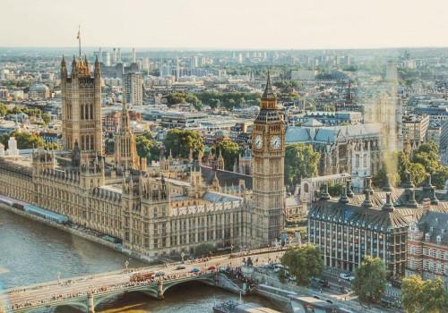 Top 5 bezienswaardigheden in Londen